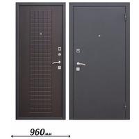 Дверь мет. 8 мм Гарда муар венге 960 правая (Россия). Интернет-магазин Vseinet.ru Пенза
