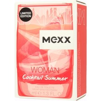 MEXX COCKTAIL SUMMER lady TEST 40ml edt. Интернет-магазин Vseinet.ru Пенза
