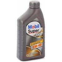 Моторное масло MOBIL Super 3000 X1 Diesel 5W-40, синтетическое, 1л, 152573. Интернет-магазин Vseinet.ru Пенза