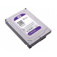 Жесткий диск HDD  Western Digital Purple WD10PURZ, 1000Гб, SATA 6Gb/s, 5400 об/мин, 64 Мб. Интернет-магазин Vseinet.ru Пенза