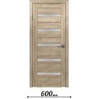 Дверь GLLight 7 600*2000 дуб мокко бел.сат. Интернет-магазин Vseinet.ru Пенза