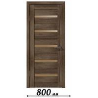 Дверь GLLight 7 800*2000 дуб трюфель брон.сат.. Интернет-магазин Vseinet.ru Пенза