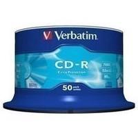 Диск CD-R Verbatim 700Mb 52x Cake Box DataLife (50шт) 43351. Интернет-магазин Vseinet.ru Пенза