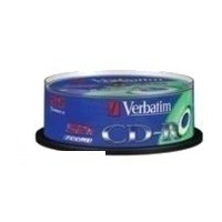 Диск CD-R Verbatim 700Mb 52x DataLife Cake Box (25шт) 43432. Интернет-магазин Vseinet.ru Пенза