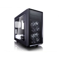 Fractal Design Focus G Mini FD-CA-FOCUS-MINI-BK-W Black. Интернет-магазин Vseinet.ru Пенза