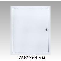Л2525Р, Люк-дверца ревизионная 268х268 с фланцем 246х246. Интернет-магазин Vseinet.ru Пенза
