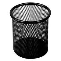 Фото Подставка Deli E9172 для пишущих принадлежностей черный металл сетка. Интернет-магазин Vseinet.ru Пенза