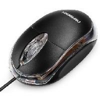 Фото Проводная мышь Гарнизон GM-100, черная. Интернет-магазин Vseinet.ru Пенза