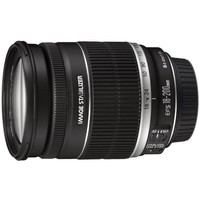 Объектив Canon EF-S 18-200mm f/3.5-5.6 IS. Интернет-магазин Vseinet.ru Пенза
