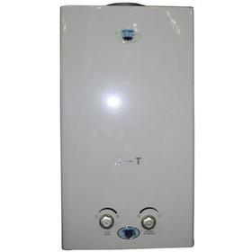 Водонагреватель проточный газовый Neva-Tranzit 10Е / 10 кВт / 9.5 л / вертикальная / белый
