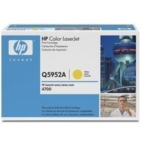 Картридж-тонер HP Q5952A yellow for Color LaserJet 4700. Интернет-магазин Vseinet.ru Пенза