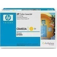 Картридж-тонер HP CB402A yellow for Color LaserJet CP4005. Интернет-магазин Vseinet.ru Пенза
