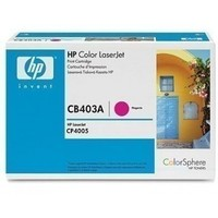 Картридж-тонер HP CB403A magenta for Color LaserJet CP4005. Интернет-магазин Vseinet.ru Пенза
