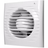 Вентилятор осевой вытяжной с обратным клапаном D 100 (OPTIMA 4C). Интернет-магазин Vseinet.ru Пенза