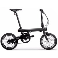 Mijia Xiaomi QiCycle Folding Electric Bike Black. Интернет-магазин Vseinet.ru Пенза