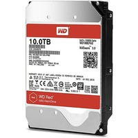 Жесткий диск HDD  Western Digital Red WD100EFAX, 10000Гб, SATA 6Gb/s, 5400 об/мин, 256 Мб. Интернет-магазин Vseinet.ru Пенза