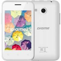 Смартфон Digma First XS350 2G, 512Гб, 2 SIM, белый. Интернет-магазин Vseinet.ru Пенза