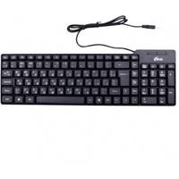 Фото Клавиатура Ritmix RKB-100 проводная, USB, черная. Интернет-магазин Vseinet.ru Пенза