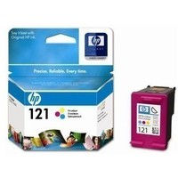 Картридж струйный HP CC643HE №121 color для F4283/D2563 (165 стр). Интернет-магазин Vseinet.ru Пенза