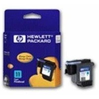 Печатающая головка HP C4811A cyan for DesignJet 500/800, InkJet 1700/2200/2250/2250tn. Интернет-магазин Vseinet.ru Пенза