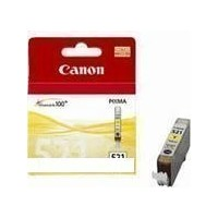 Картридж струйный Canon CLI-521Y 2936B004 желтый для PIXMA iP3600/4600/MP540/620/630/980 (9мл). Интернет-магазин Vseinet.ru Пенза