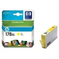 Картридж струйный HP №178XL CB325HE yellow для C5383/C6383/B8553/D5463 (750 стр). Интернет-магазин Vseinet.ru Пенза