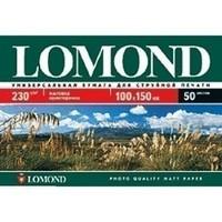 Бумага Lomond 10x15 230г/м2 500л.,матовая (0102084). Интернет-магазин Vseinet.ru Пенза