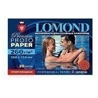Бумага Lomond 10х15 260г/м2 500л., cуперглянцевая (1103105). Интернет-магазин Vseinet.ru Пенза