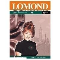 Термотрансфер Lomond A4, 10л 140г/м2 для черных и цветных хлопковых тканей (0808421). Интернет-магазин Vseinet.ru Пенза