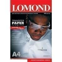Термотрансфер Lomond A4, 50л 140г/м2 для светлых хлопковых тканей (0808415). Интернет-магазин Vseinet.ru Пенза