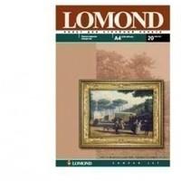 Холст Lomond A4, 10л 300г/м2 холст для струйной печати (0908411). Интернет-магазин Vseinet.ru Пенза