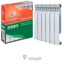 CN-EV Радиатор биметаллический EVOLUTION EvB500 9 секции. Интернет-магазин Vseinet.ru Пенза