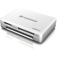 Карт-ридер USB3.0 Reader Transcend TS-RDF8W White. Интернет-магазин Vseinet.ru Пенза