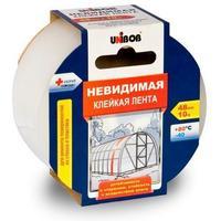 Фото Клейкая лента для ремонта стекла и пластика 48мм х 10м UNIBOB ИУ арт.75910. Интернет-магазин Vseinet.ru Пенза