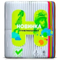 "Туалетная бумага ""Новинка 100"" со втулкой"
