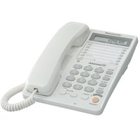 Телефон Panasonic KX-TS2365RUW белый. Интернет-магазин Vseinet.ru Пенза