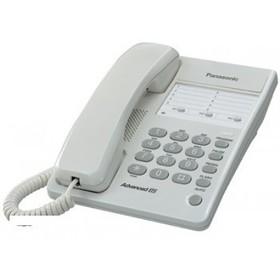 Фото Телефон Panasonic KX-TS2361RUW белый. Интернет-магазин Vseinet.ru Пенза