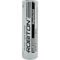 Аккумулятор 18650 Robiton SAM3000, Li-Ion, 3000 mAh, 3.7 V (в упаковке 1 шт., цена за 1 шт.). Интернет-магазин Vseinet.ru Пенза