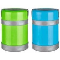 Термос-контейнер пищевой, корп PP, объем -1,2 л, колба - нерж ст, серия - BELLO, тм Mallony арт.0740