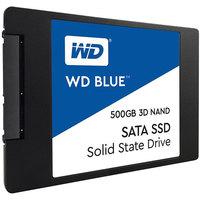 Накопитель SSD Western Digital WD Blue WDS500G2B0A, 500Гб, SATA 6Gb/s. Интернет-магазин Vseinet.ru Пенза
