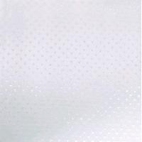 САНАКС 03-03 Штора однотонная Белая в ванную комнату полиэстэр 180х180. Интернет-магазин Vseinet.ru Пенза