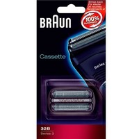 Бритвенная кассета BRAUN Series 3 (32B) тип 81387950. Интернет-магазин Vseinet.ru Пенза