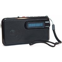Радиоприемник портативный Сигнал РП-225 черный USB microSD. Интернет-магазин Vseinet.ru Пенза