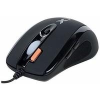 Мышь A4Tech XL-750BK проводная, USB, черная. Интернет-магазин Vseinet.ru Пенза