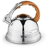LR00-68 Чайник LARA (зеркальный) 3,0л, индукционное капсулированное дно. Интернет-магазин Vseinet.ru Пенза