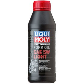 Масло LiquiMoly для вилок и амортизаторов 5W Motorrad Oil Light, 500 г. Интернет-магазин Vseinet.ru Пенза