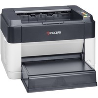 Принтер лазерный Kyocera FS-1040 черно-белый, A4, 600 x 600 dpi, USB 2.0, серый, чёрный. Интернет-магазин Vseinet.ru Пенза