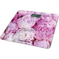 Весы напольные Polaris PWS 1872DG, розовые с рисунком. Интернет-магазин Vseinet.ru Пенза