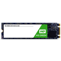 Фото Накопитель SSD Western Digital Green WDS240G2G0B, 240Гб, M.2 SATA 3. Интернет-магазин Vseinet.ru Пенза