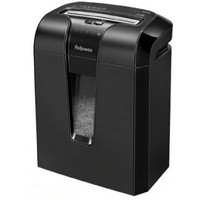 Шредер Fellowes PowerShred 63Cb, (секр. 3/P-3, 4х50мм,10лст.,19лтр.Уничт.скобы,пл.карты,скрепки). Интернет-магазин Vseinet.ru Пенза